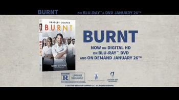 Burnt Home Entertainment TV Spot - Thumbnail 9