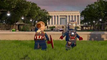 LEGO Marvel's Avengers TV Spot, 'Mightiest Heroes' - 774 commercial airings