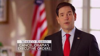 Marco Rubio for President TV Spot, 'Happening' - Thumbnail 2