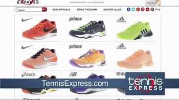 Tennis Express TV Spot, 'New January Top Tennis Shoes' - Thumbnail 2