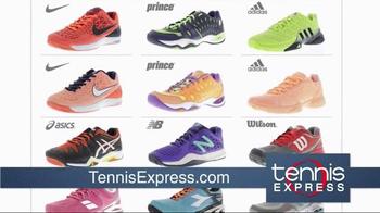 Tennis Express TV Spot, 'New January Top Tennis Shoes' - Thumbnail 3