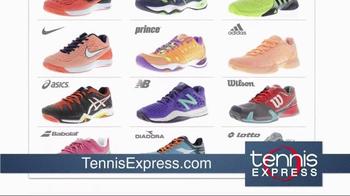 Tennis Express TV Spot, 'New January Top Tennis Shoes' - Thumbnail 4