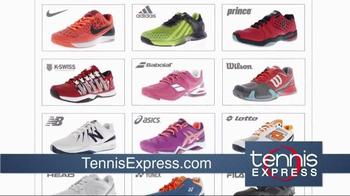 Tennis Express TV Spot, 'New January Top Tennis Shoes' - Thumbnail 6