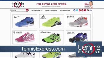 Tennis Express TV Spot, 'You Name It We Got It' - Thumbnail 2