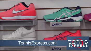 Tennis Express TV Spot, 'You Name It We Got It'