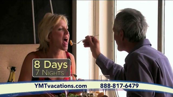 YMT Vacations River Cruise TV Spot, 'France, Germany or Austria' - Thumbnail 3