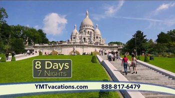 YMT Vacations River Cruise TV Spot, 'France, Germany or Austria' - Thumbnail 4