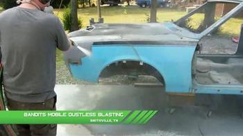 Dustless Blasting TV Spot, 'The Process' Featuring Dennis Gage - Thumbnail 3