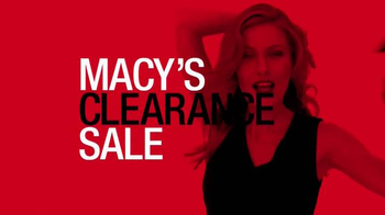 Macy's Clearance Sale TV Spot, 'Stock Up With Savings' - Thumbnail 8