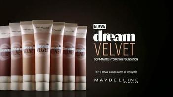 Maybelline Dream Velvet TV Spot, 'Base mate' Feat. Adriana Lima [Spanish] - Thumbnail 7