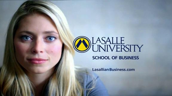 La Salle University School of Business TV Spot, 'Acquire New Skills' - Thumbnail 5