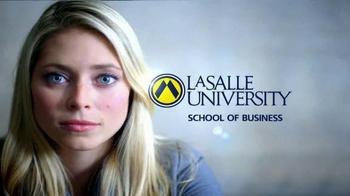 La Salle University School of Business TV Spot, 'Acquire New Skills' - Thumbnail 3