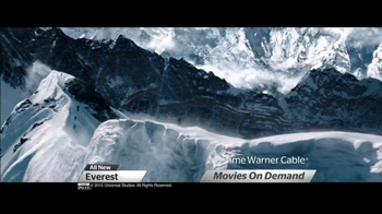 Time Warner Cable On Demand TV Spot, 'Everest and The Walk' - Thumbnail 2