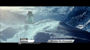 Time Warner Cable On Demand TV Spot, 'Everest and The Walk' - Thumbnail 3