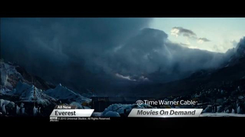 Time Warner Cable On Demand TV Spot, 'Everest and The Walk' - Thumbnail 4