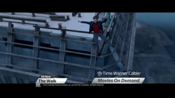 Time Warner Cable On Demand TV Spot, 'Everest and The Walk' - Thumbnail 7