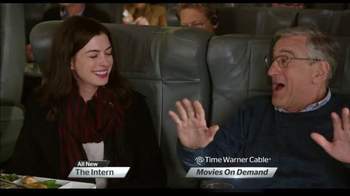 Time Warner Cable On Demand TV Spot, 'The Intern' - Thumbnail 6