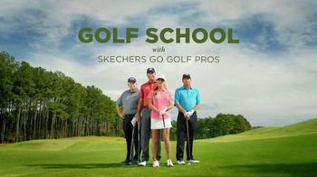 SKECHERS Go Golf Elite TV Spot, 'Golf School: Choose Your Instructor' - Thumbnail 1