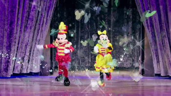 Disney On Ice 100 Years of Magic TV Spot, 'The Magic Comes Alive' - Thumbnail 1
