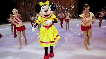 Disney on Ice 100 Years of Magic TV Spot, 'The Magic Comes Alive' - 139 commercial airings