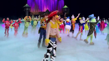 Disney On Ice 100 Years of Magic TV Spot, 'The Magic Comes Alive' - Thumbnail 4
