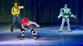 Disney On Ice 100 Years of Magic TV Spot, 'The Magic Comes Alive' - Thumbnail 7