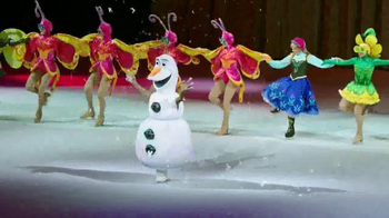 Disney On Ice 100 Years of Magic TV Spot, 'The Magic Comes Alive' - Thumbnail 8