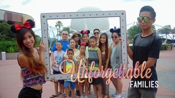 Walt Disney World TV Spot, 'The Rubin Family' - Thumbnail 2