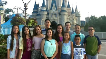 Walt Disney World TV Spot, 'The Rubin Family' - Thumbnail 6