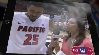 West Coast Conference TheW.tv TV Spot, 'Basketball' - Thumbnail 4