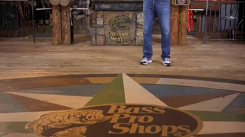 Bass Pro Shops Ring Out the Old, Bring in the New Sale TV Spot, 'Gift Card' - Thumbnail 1