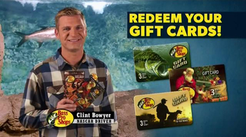 Bass Pro Shops Ring Out the Old, Bring in the New Sale TV Spot, 'Gift Card' - Thumbnail 10