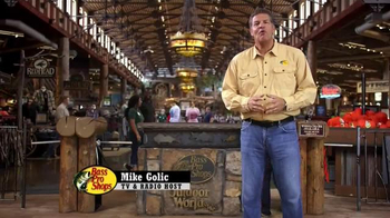 Bass Pro Shops Ring Out the Old, Bring in the New Sale TV Spot, 'Gift Card' - Thumbnail 2