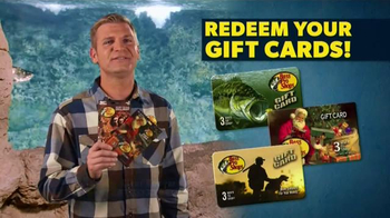 Bass Pro Shops Ring Out the Old, Bring in the New Sale TV Spot, 'Gift Card' - Thumbnail 9
