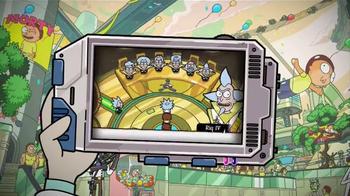 Pocket Mortys: Collectible Mortys thumbnail