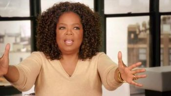 Weight Watchers TV Spot, 'Bread' Featuring Oprah Winfrey - Thumbnail 1