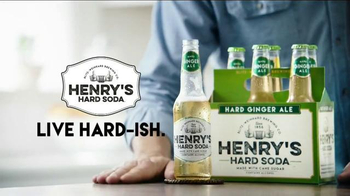 Henry's Hard Ginger Ale Soda TV Spot, 'Buck Mild' - Thumbnail 9
