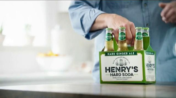 Henry's Hard Ginger Ale Soda TV Spot, 'Buck Mild' - Thumbnail 1