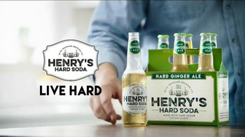 Henry's Hard Ginger Ale Soda TV Spot, 'Buck Mild' - Thumbnail 7