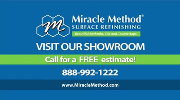 Miracle Method TV Spot, 'Ugly Bathtub or Shower' - Thumbnail 7