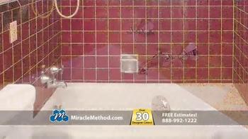 Miracle Method TV Spot, 'Ugly Bathtub or Shower' - Thumbnail 2