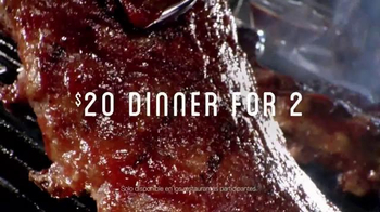 Chili's $20 Dinner for Two TV Spot, 'Más opciones' [Spanish] - Thumbnail 5