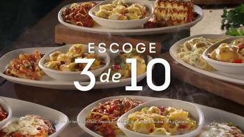 Olive Garden TV Spot, 'Crea tu propio Tour of Italy' [Spanish] - Thumbnail 5