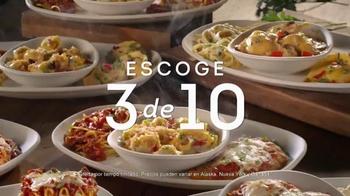 Olive Garden TV Spot, 'Crea tu propio Tour of Italy' [Spanish] - Thumbnail 6