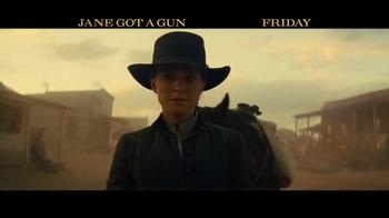 Jane Got A Gun - Alternate Trailer 2