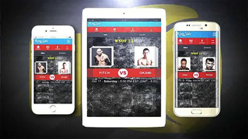 Ringside Scoring App TV Spot, 'Mixed Martial Arts'
