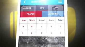Ringside Scoring App TV Spot, 'Mixed Martial Arts' - Thumbnail 2