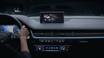 2017 Audi Q7 TV Spot, 'Technology' - Thumbnail 3