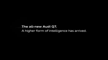 2017 Audi Q7 TV Spot, 'Technology' - Thumbnail 7