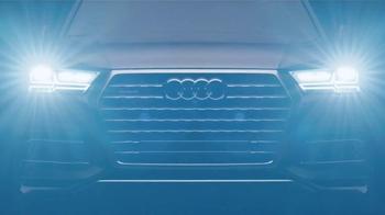 2017 Audi Q7 TV Spot, 'Technology' - Thumbnail 8